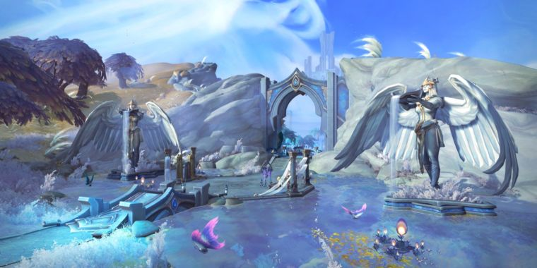 World of Warcraft: Shadowlands impressions: Leveling alts is about to get a lot more fun