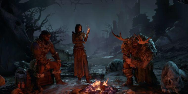 Diablo 4 impressions: Soaking in dark atmosphere and feel-good combat