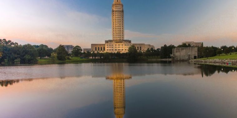 Hacker's paradise: Louisiana's ransomware disaster far from over