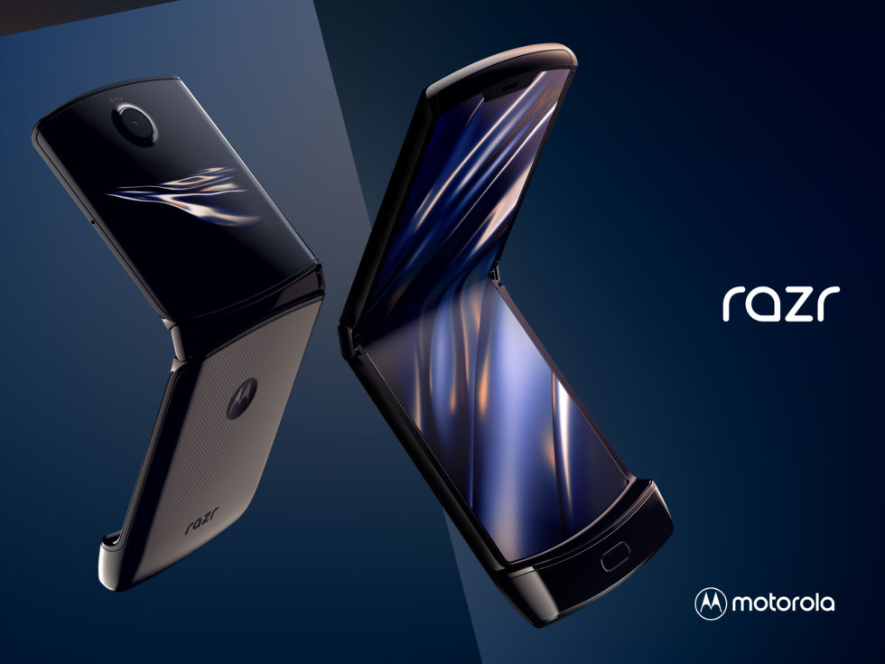 After a 1-month delay, the new Moto Razr will be out February 6