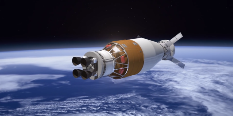 NASA rejects Blue Origin's offer of a cheaper upper stage for the SLS rocket