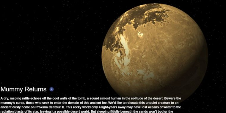 NASA celebrated Halloween by highlighting these devilish exoplanets