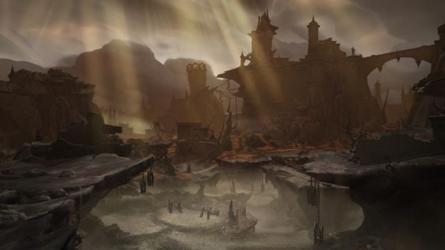 World of Warcraft: Shadowlands impressions: Leveling alts is