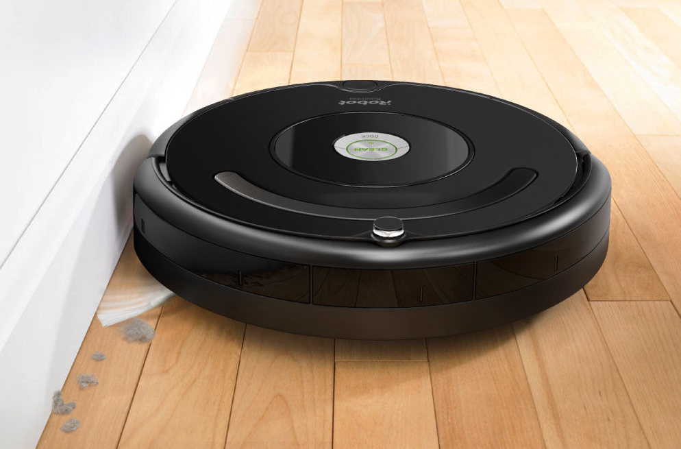 The iRobot Roomba 675 robot vacuum.