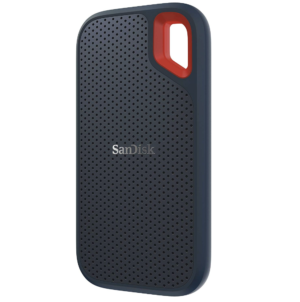 SanDisk Extreme Portable SSD (500GB) product image