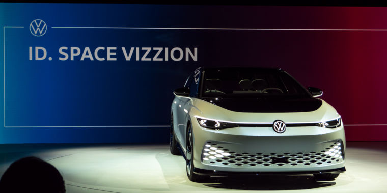 This electric Volkswagen station wagon will go on sale in 2022