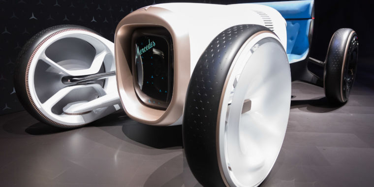 What do the concept cars of the LA Auto Show tell us about the future?