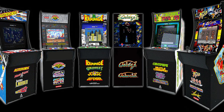 How Arcade1Up found a sweet spot for scaled-down home game cabinets