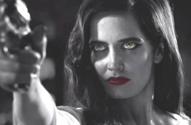 A mesmerizing Eva Green couldn't save <em>Sin City: A Dame to Kill For</em> from critical and box office failure.