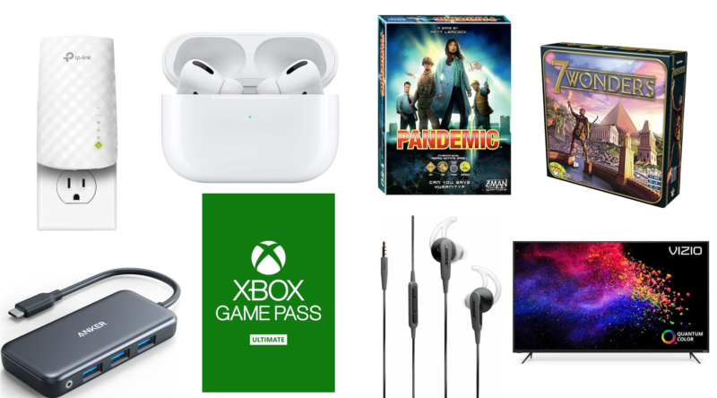 Dealmaster: Get Discounts on Board Games, AirPods Pro, Xbox Game Pass and More