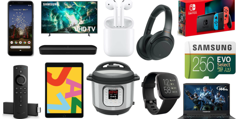 Dealmaster: All the best Black Friday 2019 tech deals we can find