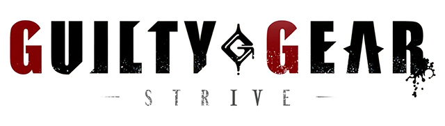 <em>Guilty Gear Strive</em>'s name is a bit of a visual pun; being the fourth game in the series, the IV in the logo is highlighted.