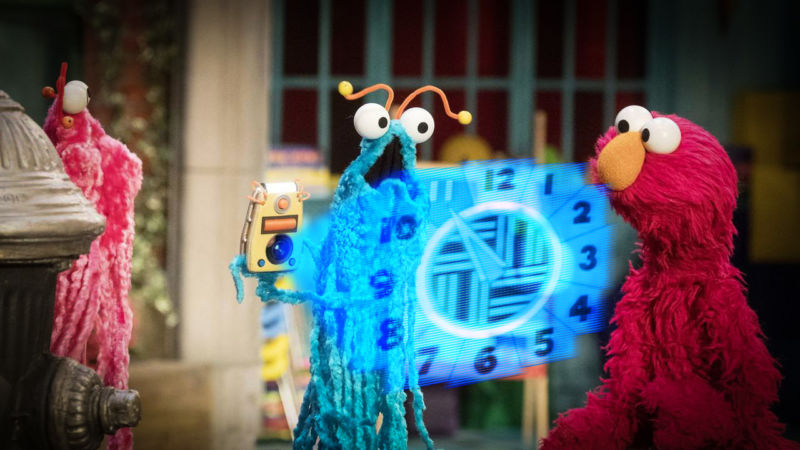 Counting through 50 years of <em>Sesame Street</em>.