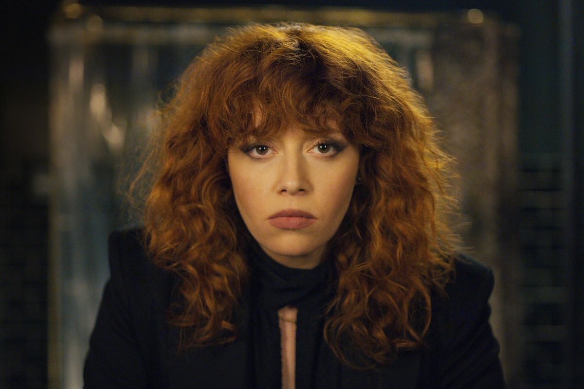 Natasha Lyonne stars in the Netflix black comedy <em>Russian Doll</em>