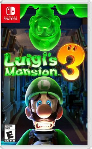 Luigis Mansion 3 product image