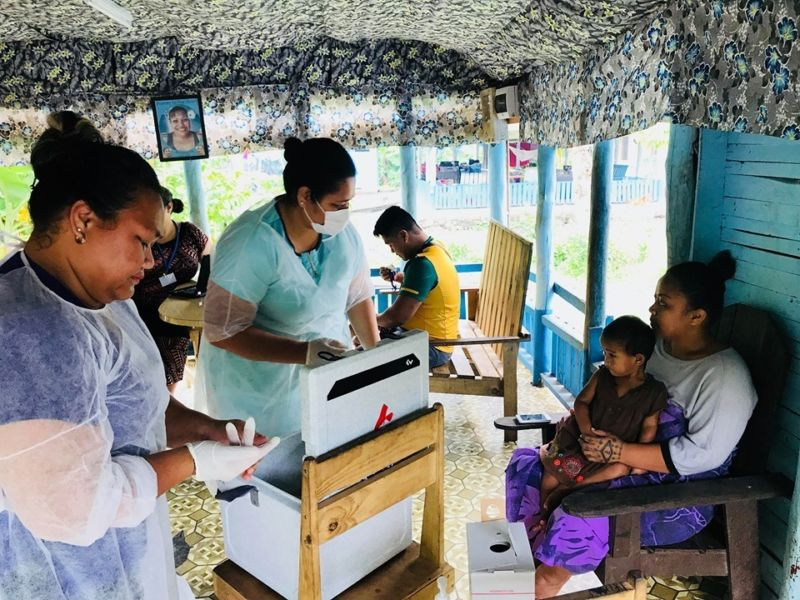 Samoa's measles epidemic: Death toll rises to 55