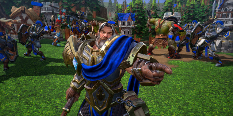 How Warcraft III birthed a genre, changed a franchise, and earned a Reforge-ing