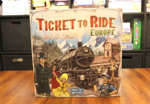 <em>Ticket to Ride: Europe</em>is a fun starting point for those seeking to dip their toes into board games.