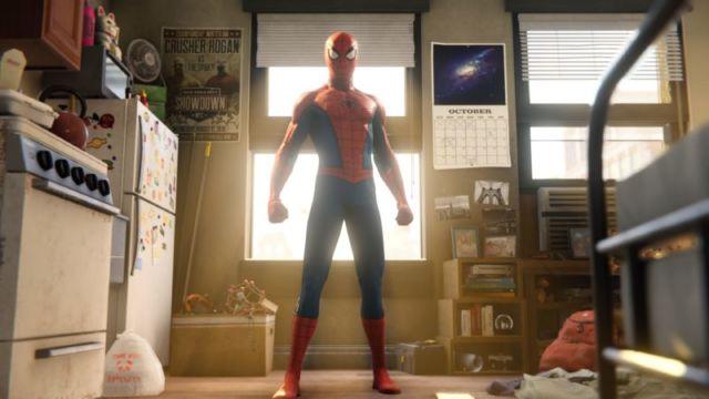 <em>Marvel's Spider-Man</em>.