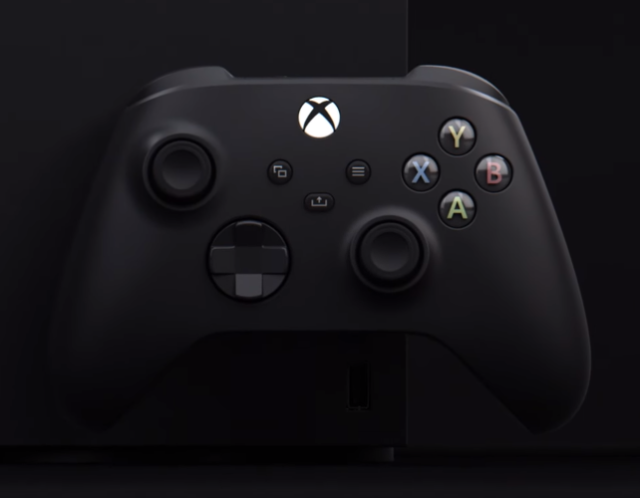 The Next Xbox Has A Name And A New Design Behold 2020 S Xbox Series X Ars Technica