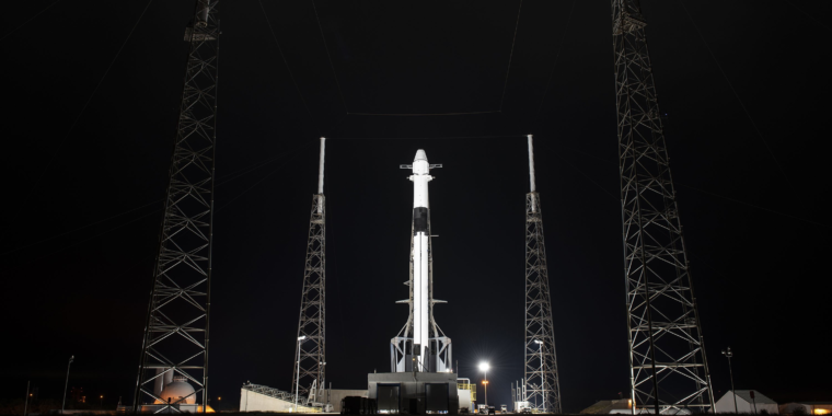SpaceX set to launch NASA mission, make experimental second-stage flight