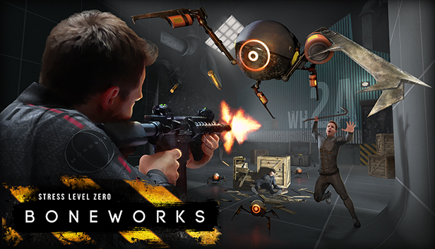Boneworks review: An absolute VR mess—yet somehow momentous