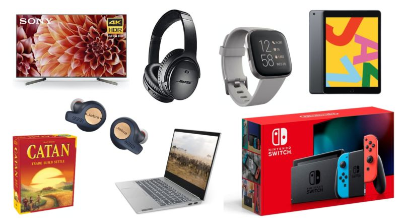Best holiday tech deals: Nintendo Switch bundles, iPads