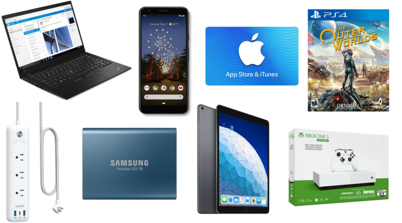 Dealmaster: Take $100 off a new Apple iPad Air