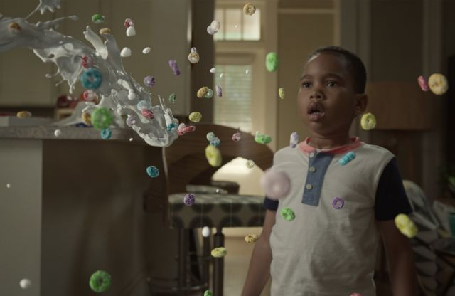 Dion (Ja'Siah Young) is an eight-year-old who develops super powers in <em>Raising Dion</em>