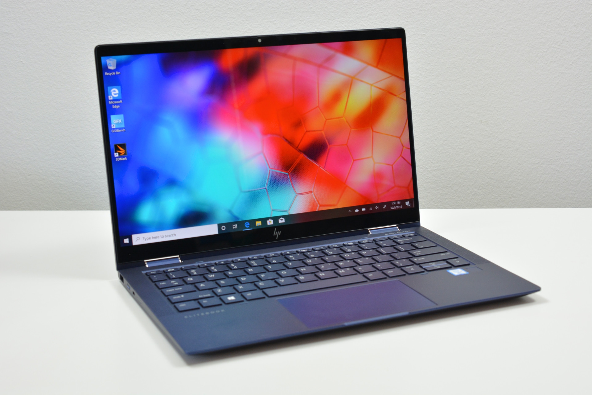 Hp Elite Dragonfly Review Luxurious Professional