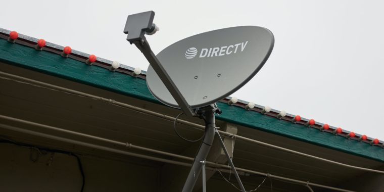 AT&T's epic DirecTV losses mount as another 954,000 video customers flee thumbnail