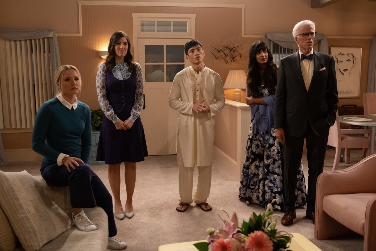 The Soul Squad is back for a final season on <em>The Good Place</em>