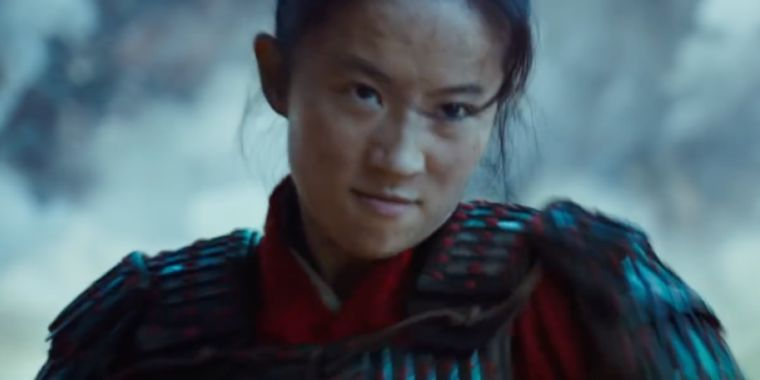 The full trailer for Disney's live-action Mulan is here, and it's breathtaking