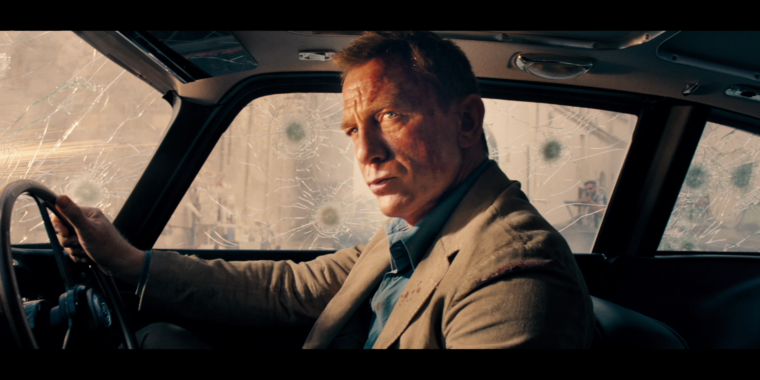 The next Bond film: No Time to Die mashes up Aston Martins, Gatling guns