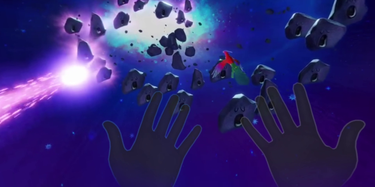 Oculus Quest keeps getting better, adds VR hand tracking this week