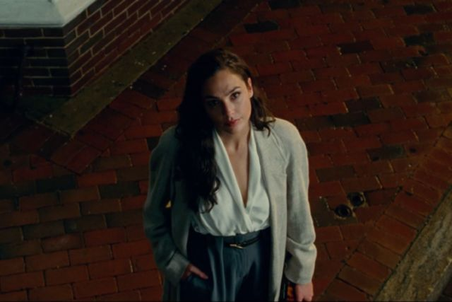 Diana Prince reunites with her long-lost love in first Wonder Woman 1984 trailer   Ars Technica