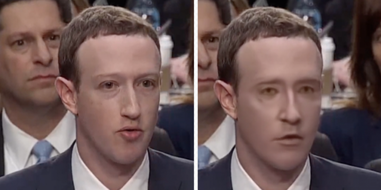 I created my own deepfake—it took two weeks and cost $552