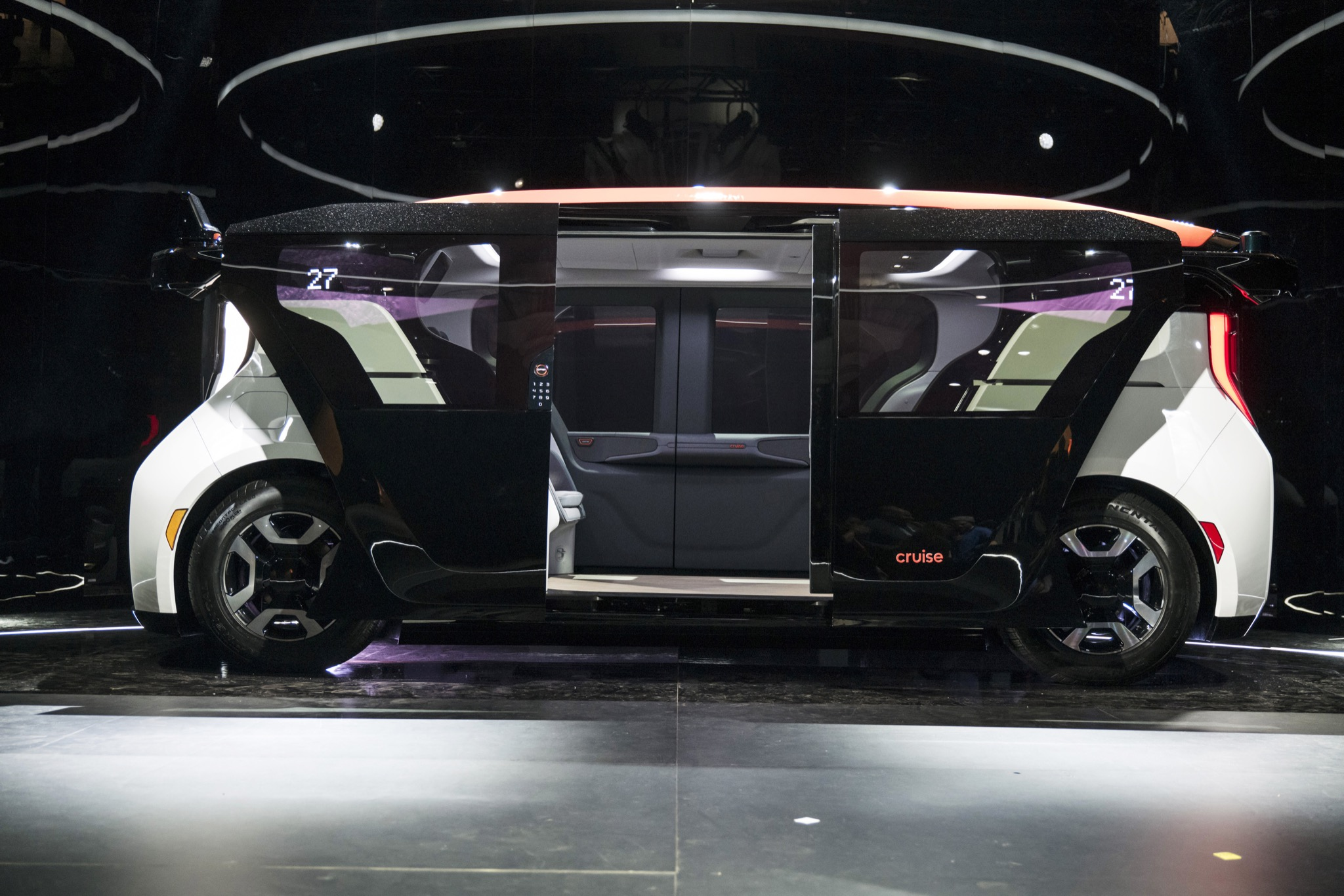 Cruise, a self-driving startup owned mostly by GM and Honda, have developed the Cruise Origin, a prototype self-driving vehicles without traditional steering controls.