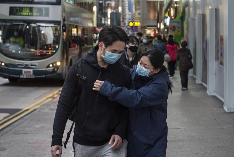 what caused the coronavirus in china 2020