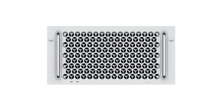 photo of Apple's rack-mountable Mac Pro is now available image