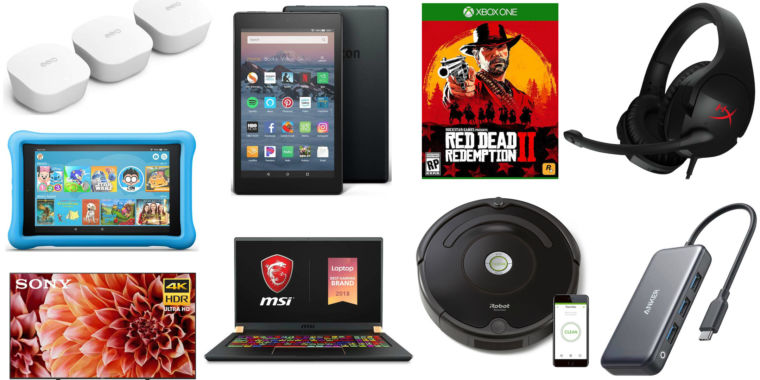 Dealmaster: A bunch of Amazon Fire tablets are on sale today