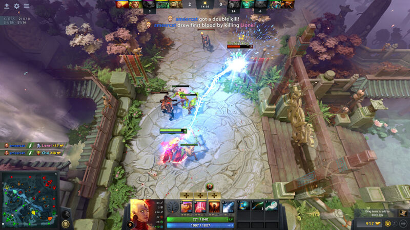 If another game as big as <em>Dota 2</em> emerges from a mod of a Blizzard title, Blizzard wants to be sure it owns the rights completely.