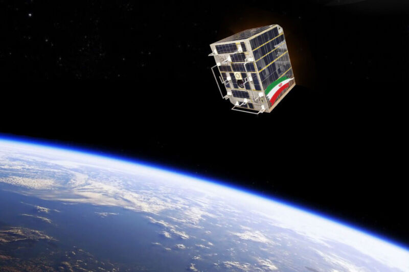 If one of the Zafar communications satellites makes it into space, maybe it will look like this?