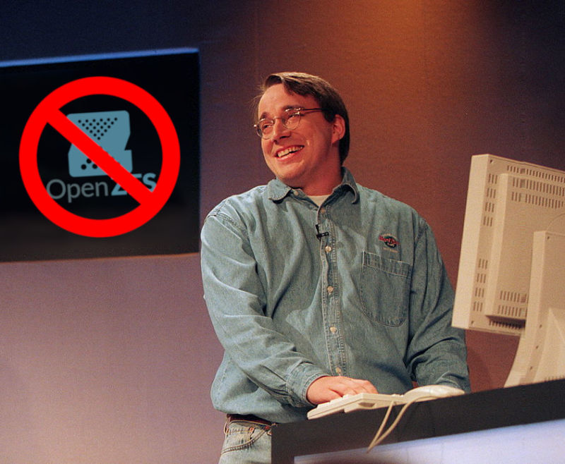 Linus Torvalds' ZFS statements aren't right—here's the straight dope