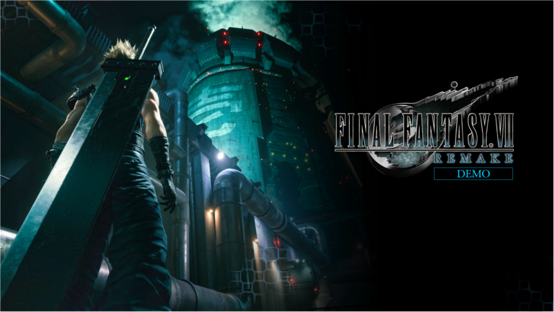 Shortly after a database leak, this official image from the upcoming <em>Final Fantasy VII Remake</em> demo was taken down. And, gosh, did this leaked demo contain a lot of stuff.