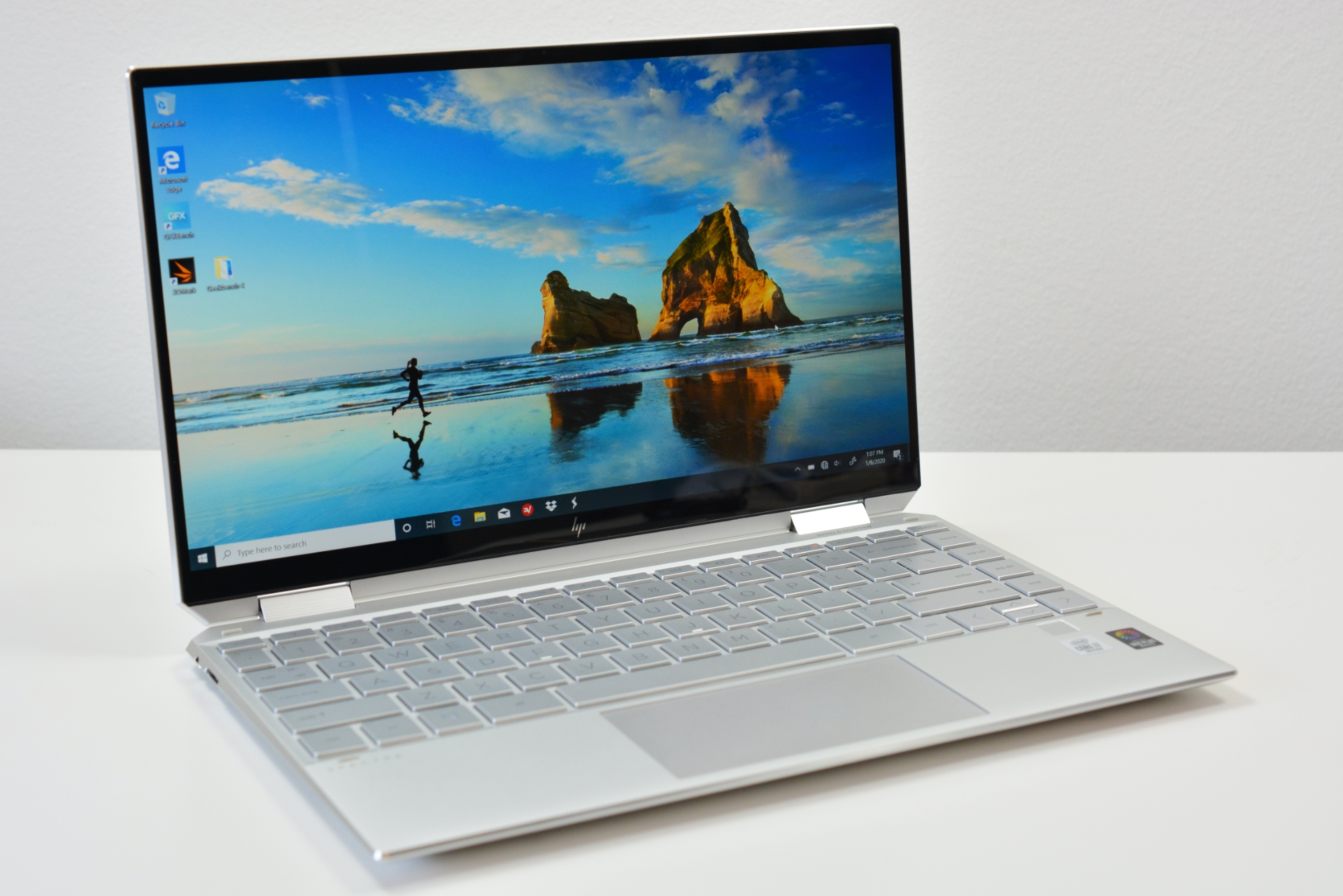 Hp Spectre X360 13 2019 Review A High End 2 In 1 Laptop That S Hard To Beat Ars Technica