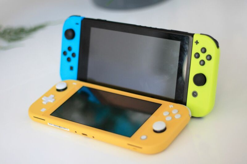 These are the only two Switch models that Nintendo plans to sell this year.