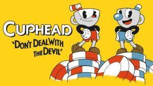<em>Cuphead</em> product image