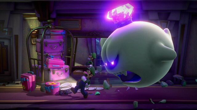 <em>Luigi's Mansion 3</em>'s ghost hunting adventure is both cute and accessible.