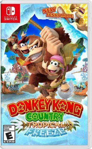 <em>Donkey Kong Country: Tropical Freeze</em> product image